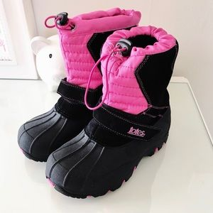 Totes Juliet Girl's Winter Boots